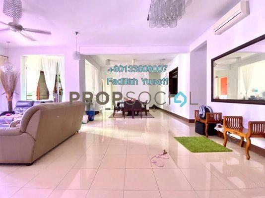Condominium For Sale in Surian Condominiums, Mutiara Damansara Freehold Semi Furnished 4R/3B 1.1m