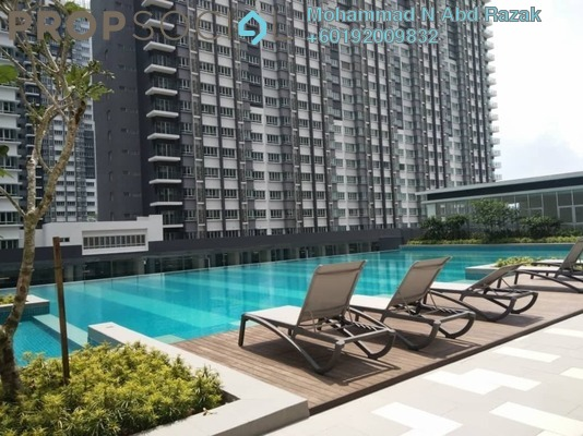 Apartment For Sale in Savanna Executive Suites, Southville City Freehold Semi Furnished 4R/2B 330k
