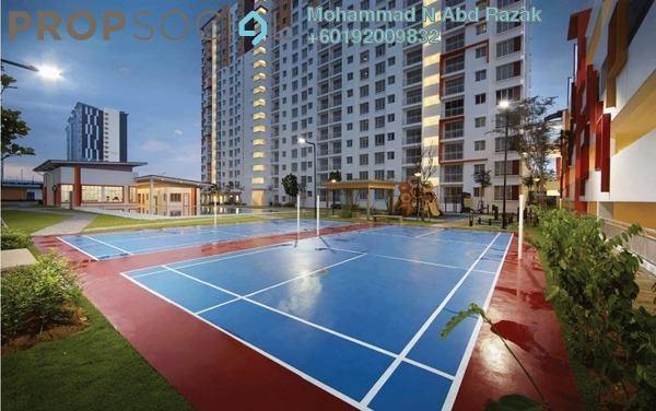 Apartment For Sale in D'Cassia @ Setia EcoHill, Semenyih Freehold Unfurnished 3R/2B 260k