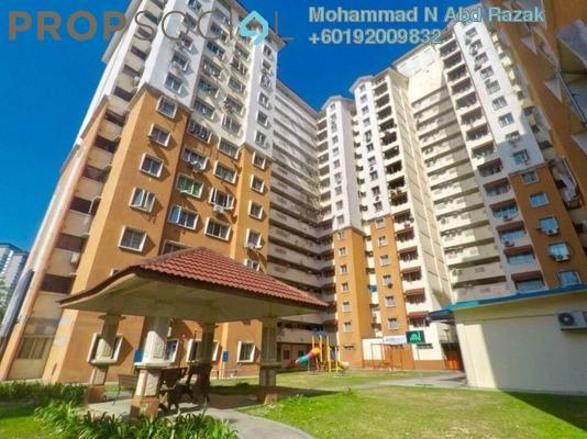 Apartment For Sale in Putra Damai Apartment, Putrajaya Freehold Unfurnished 3R/2B 260k