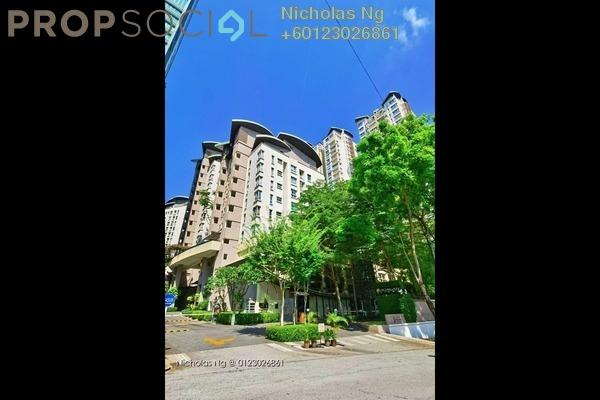 Condominium For Sale in Hijauan Kiara, Mont Kiara Freehold Fully Furnished 3R/3B 1.69m