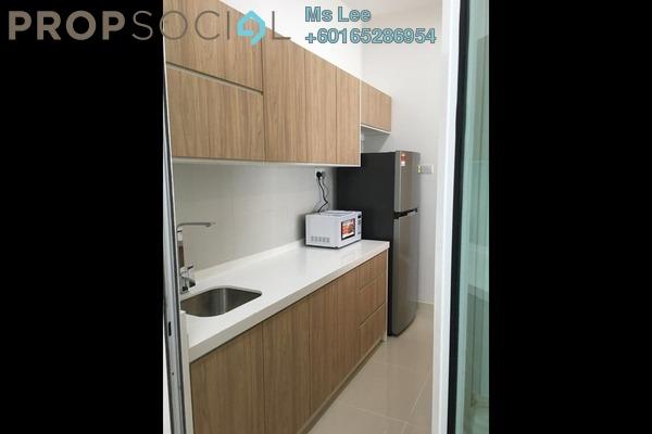 Condominium For Sale in Scenaria, Segambut Freehold Semi Furnished 3R/2B 650k