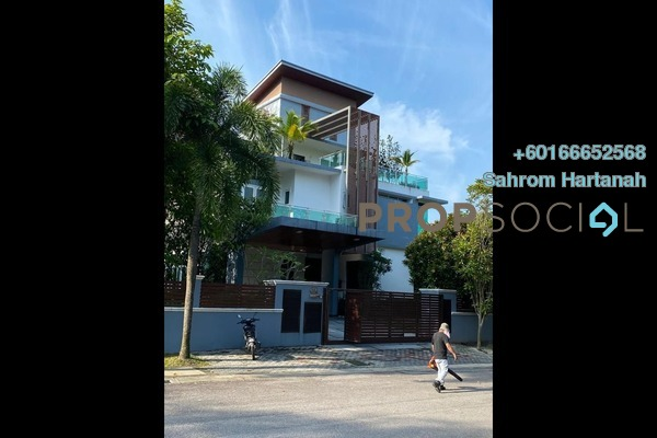 Bungalow For Sale in TAR Villas, Ampang Freehold Fully Furnished 6R/7B 8.9m