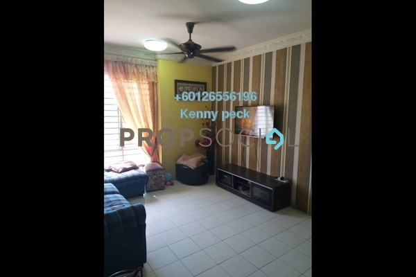 Condominium For Sale in Selayang Point, Selayang Freehold Semi Furnished 3R/2B 420k