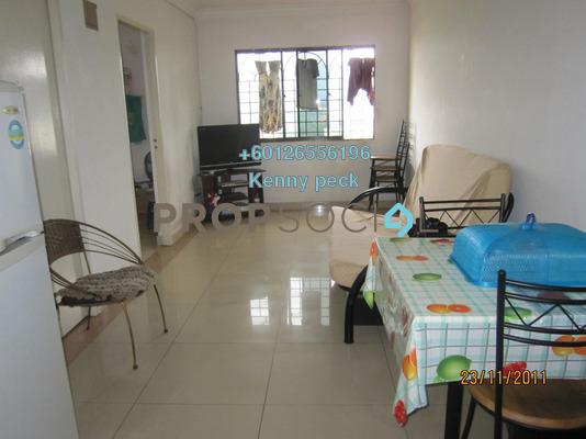 Apartment For Sale in Sri Meranti, Bandar Sri Damansara Freehold Unfurnished 3R/2B 198k