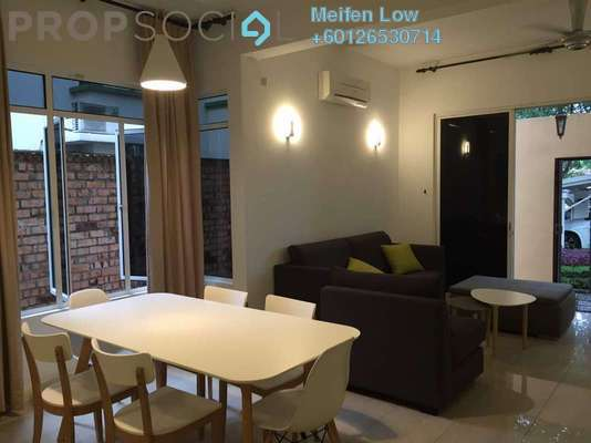 Condominium For Rent in Adora, Desa ParkCity Freehold Fully Furnished 3R/3B 5k