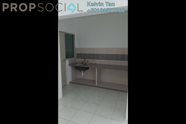 Apartment For Rent in Taman Bukit Erskine, Tanjung Tokong Freehold Unfurnished 3R/2B 700translationmissing:en.pricing.unit