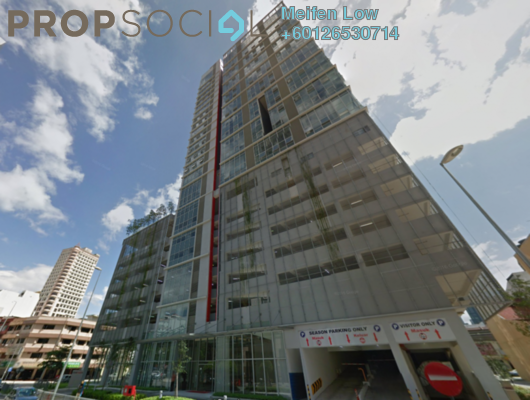 Office For Rent in Menara Centara, Chow Kit Freehold Unfurnished 0R/0B 2.13k