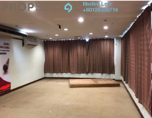 Shop For Rent in Section 9, Shah Alam Freehold Fully Furnished 0R/0B 4.5k