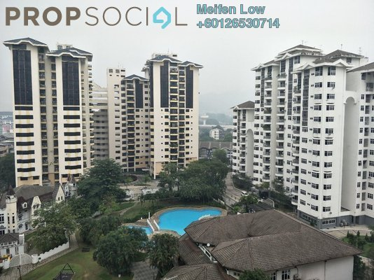 Condominium For Sale in One Ampang Avenue, Ampang Freehold Fully Furnished 3R/3B 480k