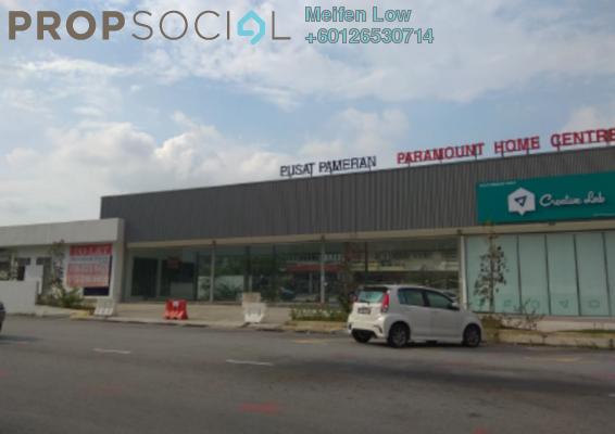 Shop For Rent in Taman Paramount, Petaling Jaya Freehold Unfurnished 0R/0B 9k