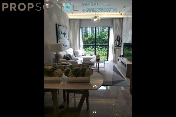 Condominium For Sale in Agile, Bukit Bintang Freehold Semi Furnished 2R/2B 1.38m