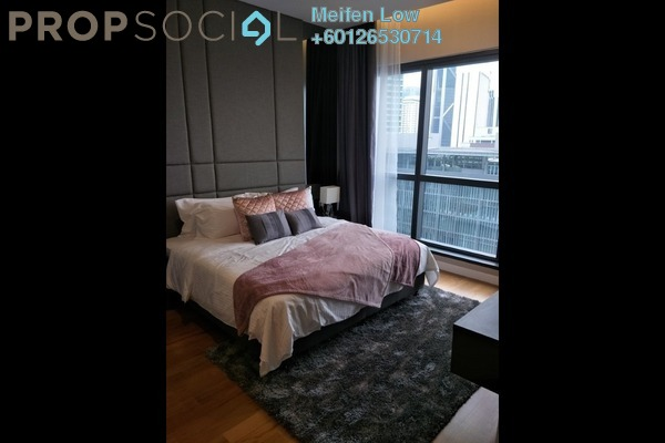 Condominium For Sale in Aria, KLCC Freehold Fully Furnished 3R/3B 2.42m