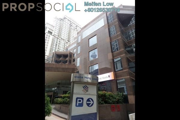 Office For Rent in Wisma Hong Leong, KLCC Freehold Semi Furnished 0R/0B 113k
