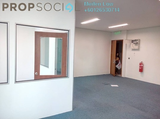 Office For Rent in Soho Suites, KLCC Freehold Semi Furnished 0R/0B 3.5k