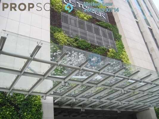 Office For Rent in GTower, KLCC Freehold Unfurnished 0R/0B 12.8k