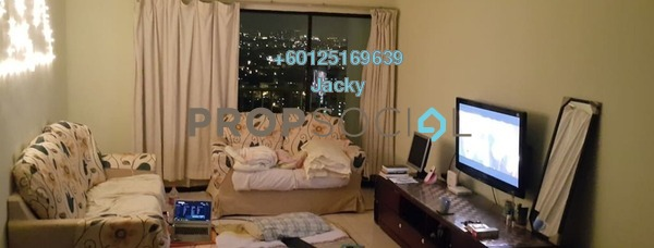 Condominium For Sale in MH Platinum Residency, Setapak Freehold Fully Furnished 4R/3B 450k