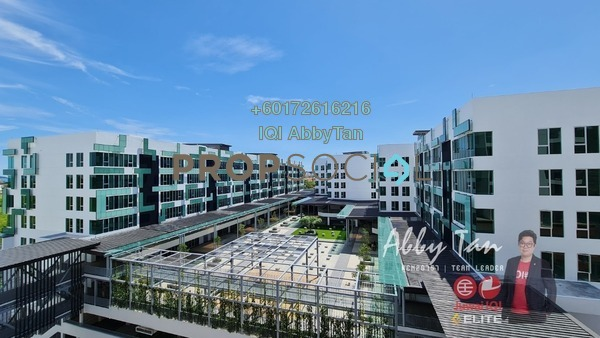 SoHo/Studio For Rent in Aeropod Sovo, Kota Kinabalu Freehold Fully Furnished 1R/1B 1.2k