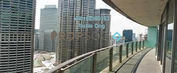 Condominium For Sale in K Residence, KLCC Freehold Semi Furnished 3R/5B 3.2m