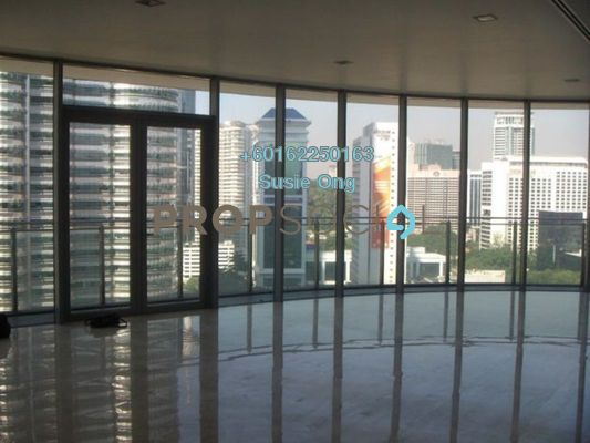 Condominium For Rent in K Residence, KLCC Freehold Semi Furnished 3R/5B 14k