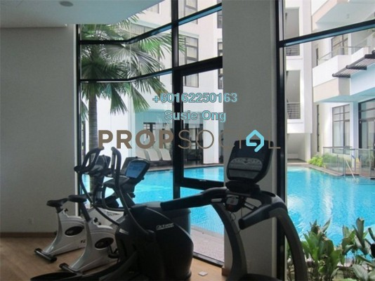 Condominium For Rent in Gallery U-Thant, Ampang Hilir Freehold Semi Furnished 3R/5B 10.5k