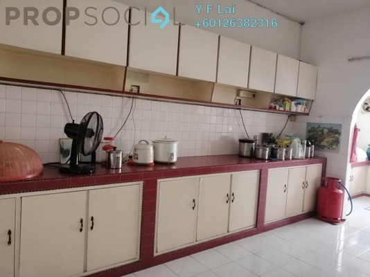 Terrace For Sale in Taman OUG, Old Klang Road Freehold Semi Furnished 4R/3B 918k
