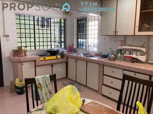 Terrace For Sale in SL7, Bandar Sungai Long Freehold Semi Furnished 4R/3B 599k