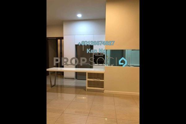 Condominium For Sale in Twin Arkz, Bukit Jalil Freehold Semi Furnished 3R/2B 880k
