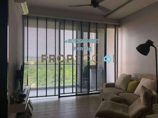 Condominium For Sale in Twin Arkz, Bukit Jalil Freehold Semi Furnished 1R/1B 650k