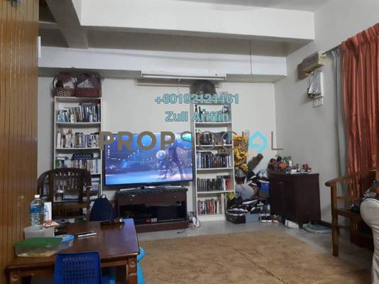 Terrace For Rent in Taman Sri Gombak, Batu Caves Freehold Semi Furnished 4R/3B 1.6k