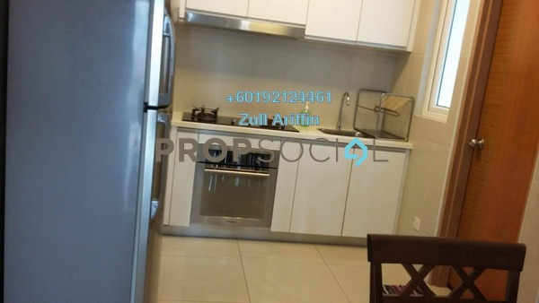 Condominium For Rent in Gaya Bangsar, Bangsar Freehold Fully Furnished 2R/2B 4k