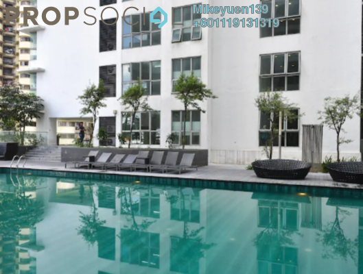 Condominium For Rent in Regalia @ Jalan Sultan Ismail, Kuala Lumpur Freehold Fully Furnished 1R/1B 1.5k