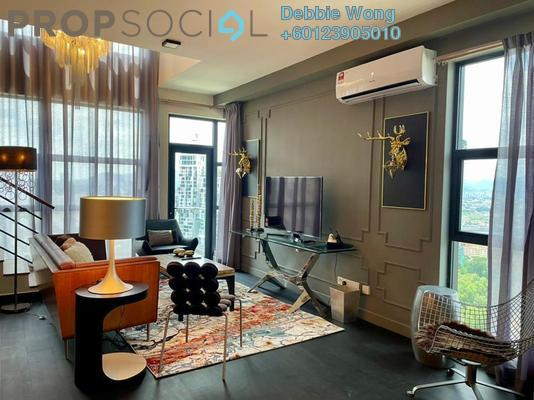Condominium For Rent in Arte Mont Kiara, Dutamas Freehold Fully Furnished 2R/2B 3.9k