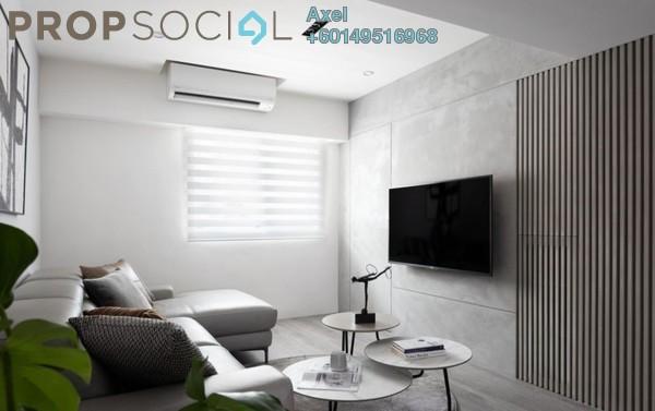 Condominium For Sale in Taman Muda, Pandan Indah Freehold Fully Furnished 3R/3B 546k