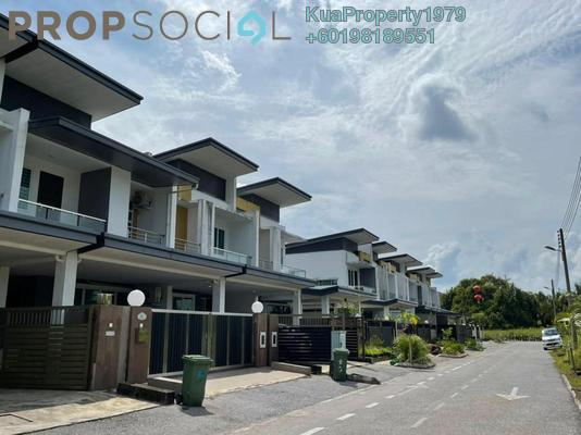Terrace For Sale in Dusun Bayu, Kuching Leasehold Unfurnished 4R/3B 500k