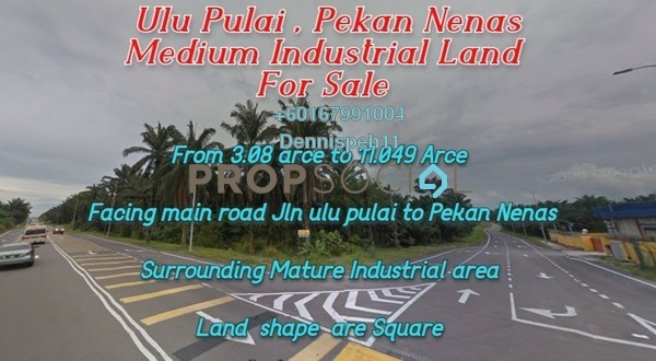 Land For Sale in Kampung Ulu Pulai, Iskandar Puteri (Nusajaya) Freehold Unfurnished 0R/0B 5.63m