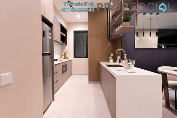 Serviced Residence For Sale in The Arcuz, Kelana Jaya Leasehold Semi Furnished 3R/2B 728k