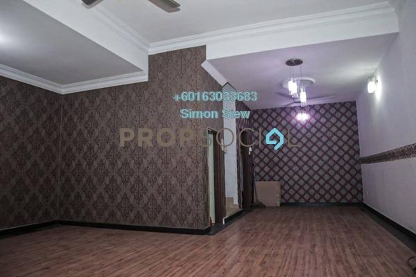 Terrace For Sale in Taman Damai Impian 1, Bandar Damai Perdana Freehold Semi Furnished 4R/3B 700k