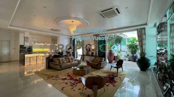 Bungalow For Sale in Aspen Bungalows @ Garden Residence, Cyberjaya Freehold Fully Furnished 9R/8B 3.6m
