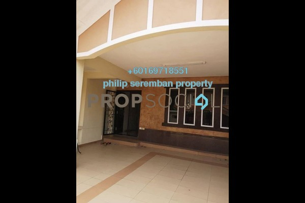 Terrace For Sale in Garden City Homes, Seremban 2 Freehold Unfurnished 4R/3B 470k