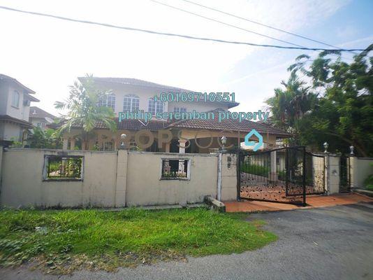 Bungalow For Sale in Rasah Kemayan, Seremban 2 Freehold Unfurnished 5R/4B 670k