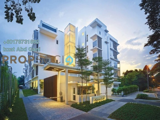 Condominium For Sale in Nobleton Crest, Ampang Hilir Freehold Semi Furnished 4R/5B 3.4m