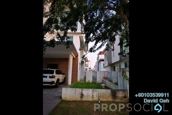 Bungalow For Sale in Jacaranda @ Garden Residence, Cyberjaya Freehold Unfurnished 6R/6B 2.8m