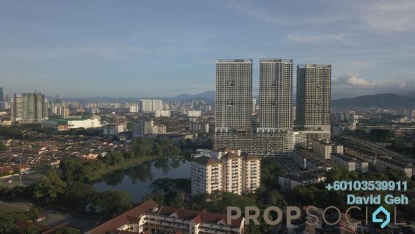 Condominium For Sale in 28 Boulevard, Pandan Perdana Freehold Semi Furnished 3R/2B 665k