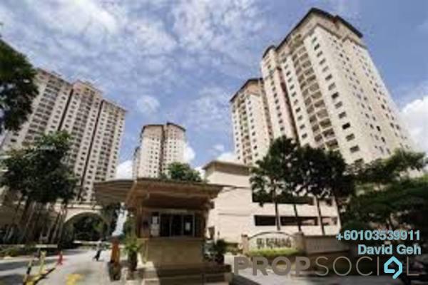Condominium For Sale in Sri Putramas I, Dutamas Freehold Semi Furnished 3R/2B 450k
