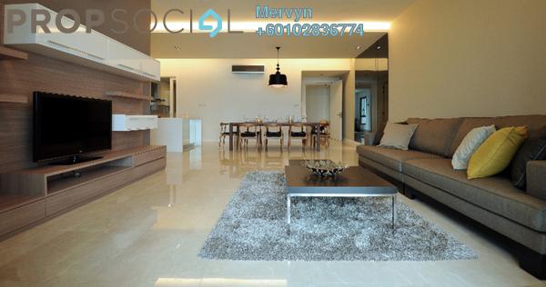 Condominium For Rent in Seni, Mont Kiara Freehold Semi Furnished 3R/4B 7.8k