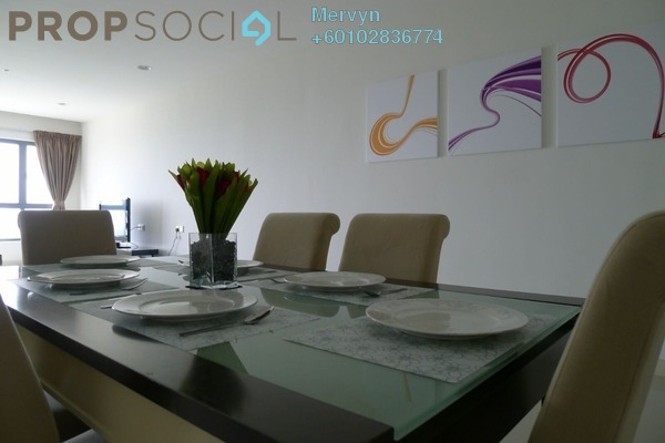 Condominium For Rent in Covillea, Bukit Jalil Freehold Fully Furnished 3R/2B 3.1k