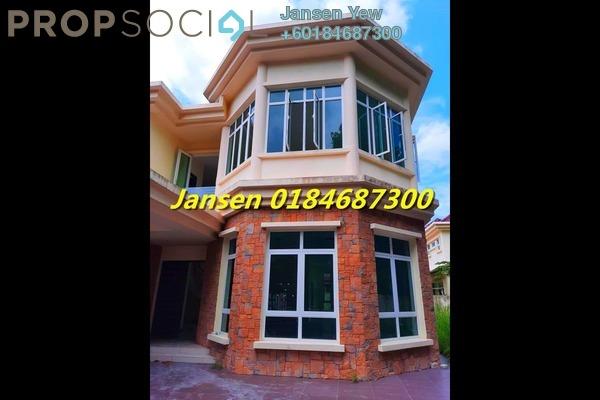 Bungalow For Sale in Villa Pondok Upeh, Balik Pulau Freehold Unfurnished 6R/6B 2.6m