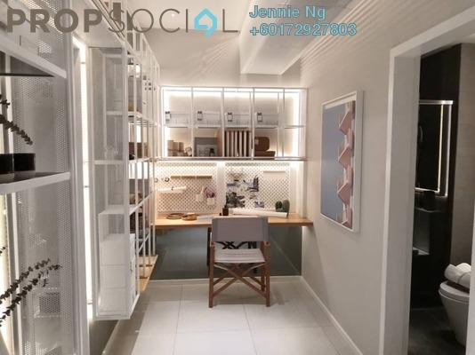 Serviced Residence For Sale in Mines Resort City, Seri Kembangan Freehold Semi Furnished 1R/1B 260k