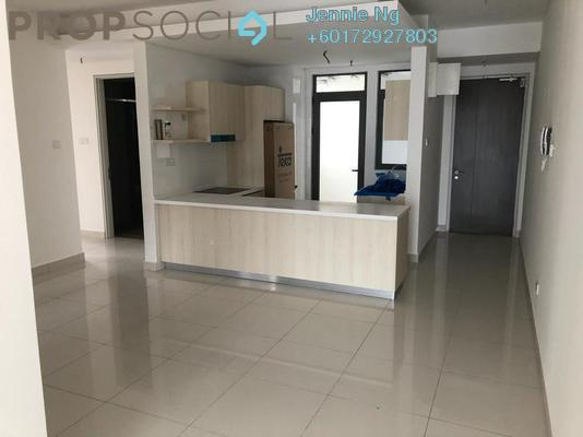 Apartment For Rent in Vivo Residential @ 9 Seputeh, Old Klang Road Freehold Semi Furnished 3R/2B 2.5k